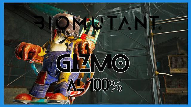 Gizmo en Biomutant al 100%: walkthrough y consejos