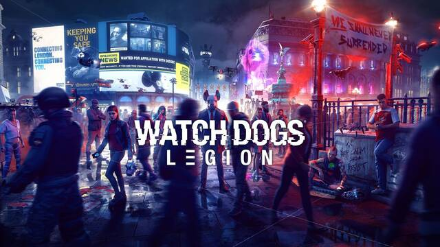 Watch Dogs: Legion y su actualización para PS5 y Xbox Series