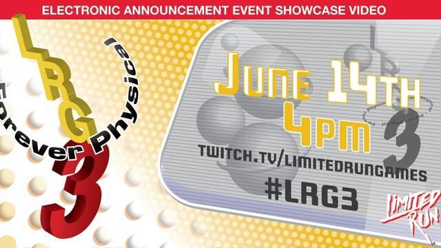 Limited Run Games Conferencia E3 2021