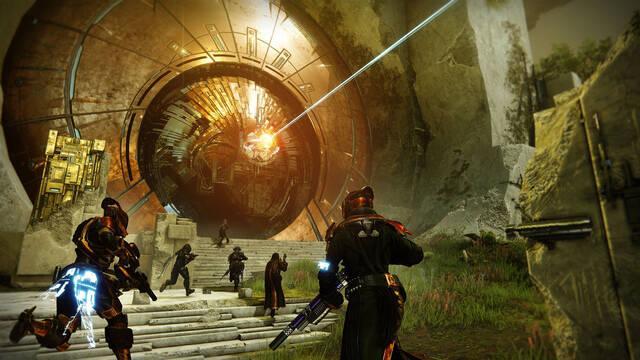 Destiny 2: Más allá de la luz Cámara de cristal Ganador