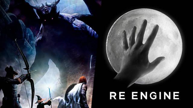Dragon's Dogma 2 utilizará la tecnología RE Engine, según un conocido 'insider'