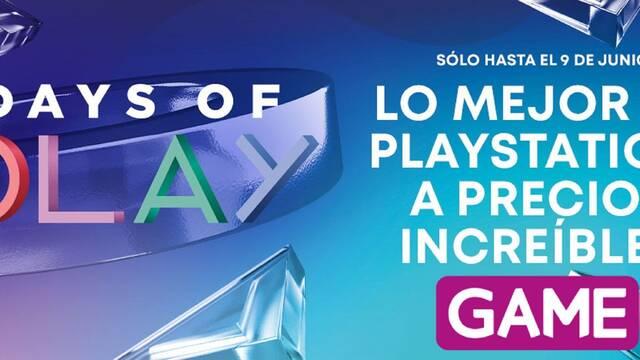 Ofertas de GAME por los Days of Play