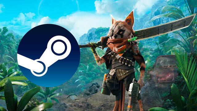 Biomutant logra un buen debut en Steam, con más de 55.000 jugadores simultáneos