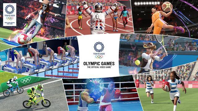 Juegos Olímpicos Tokio 2020 - El Videojuego Oficial fecha de lanzamiento