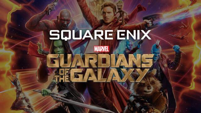 Rumor: Square Enix prepara un juego de Guardianes de la Galaxia.