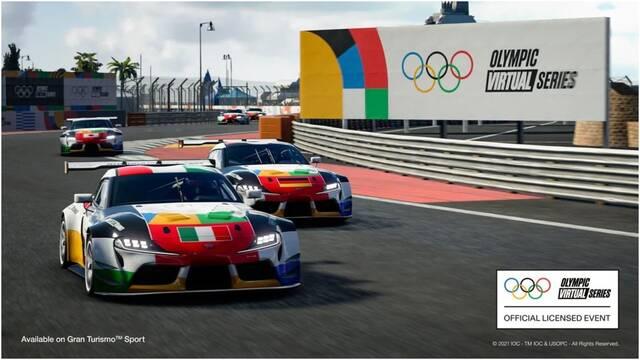 Gran Turismo Olímpico