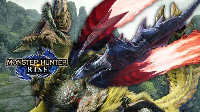 Monster Hunter Rise recibe mañana su parche 3.0 en Switch.