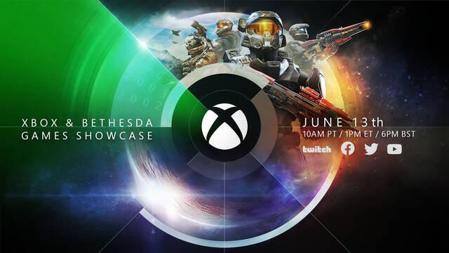 Conferencia Xbox y Bethesda E3 2021 día y fecha