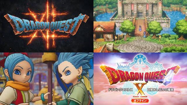 Dragon Quest evento 35 aniversario anuncios resumen Quest 12