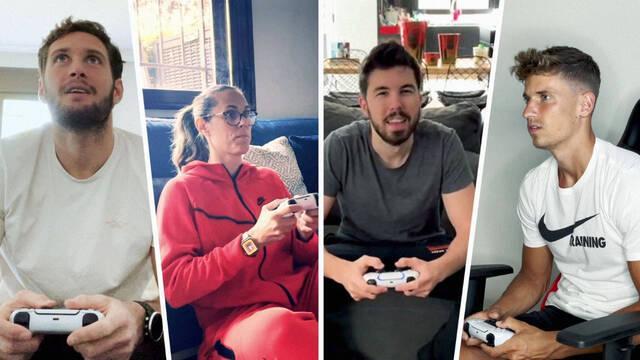 PlayStation España celebra Days of Play con Amaya Valdemoro, Willyrex, Marcos Llorente y más.