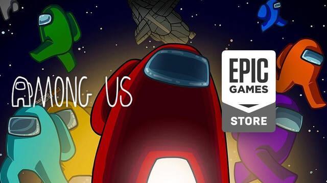 Epic Games Store ofrece gratis Among Us para PC.