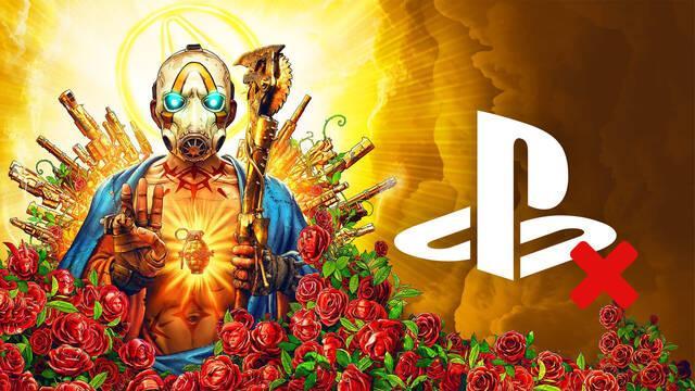 Borderlands 3 se queda de momento sin juego cruzado en PS5 y PS4.