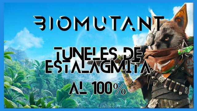 Biomutant: Túneles de estalagmita - Cómo completarla