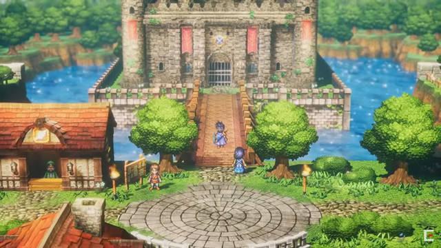 Anunciado Dragon Quest 3 HD-2D Remake
