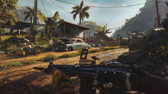 Far Cry 6 gameplay filtrado