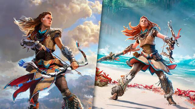 Horizon 2: Forbidden West: Así ha mejorado el juego respecto a Horizon Zero Dawn