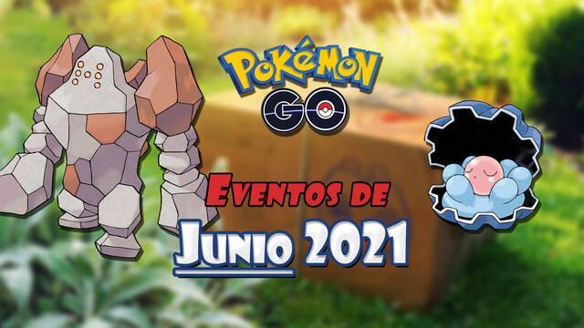 Pokémon GO: Eventos de junio 2021; trío de Regis, Zapdos oscuro, sorpresas y más
