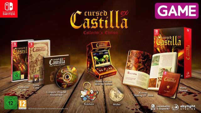 Maldita Castilla EX y su Edición Coleccionista