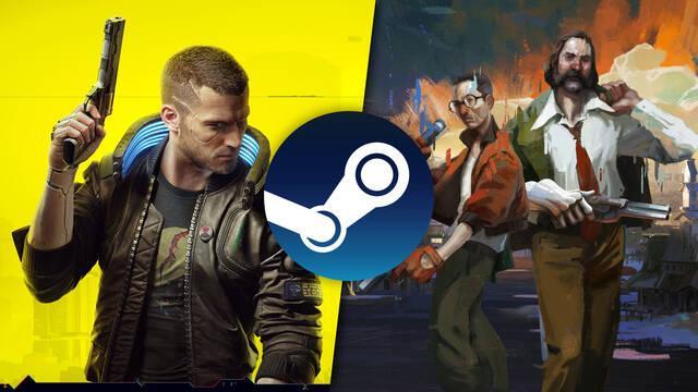Ofertas de Steam este fin de semana.