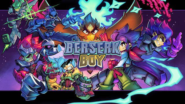Anunciado Berserk Boy, un plataformas clásico en 2D inspirado en Mega Man