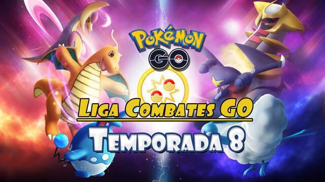 Pokémon GO: Temporada 8 de Liga Combates GO: Fechas, recompensas y detalles