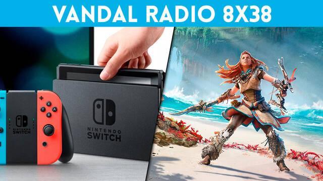 Vandal Radio 8x38