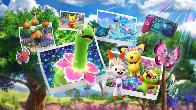 New Pokémon Snap es el juego más vendido en la última semana de Reino Unido
