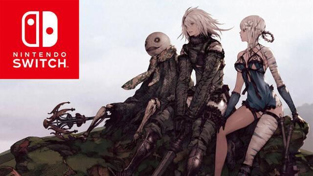 NieR Replicant: descubren referencias a Nintendo Switch en el código del juego