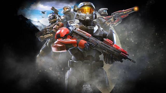 Halo Infinite: filtrada una nueva imagen de la presentación de Xbox en el E3 2021