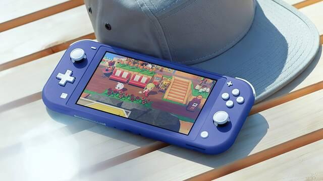 Nintendo quiere aumentar la producción de Switch a 30 millones en este año fiscal