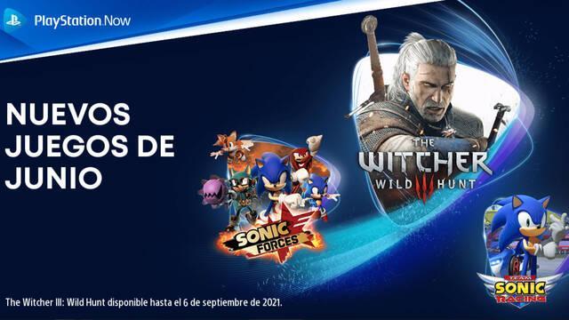 Juegos de junio de PS Now.