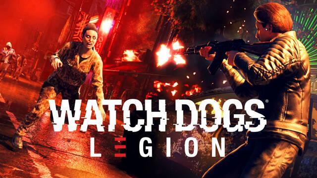 Watch Dogs: Legion of the Dead, un DLC con zombis para el juego de hackers, llega mañana.