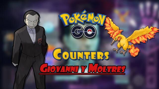 Pokémon GO: Cómo vencer a Giovanni en mayo 2021 y mejores counters