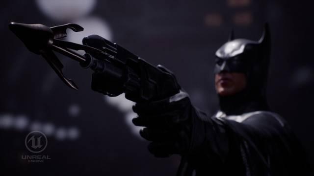 Batman 1989, el videojuego fan basado en la película de Tim Burton