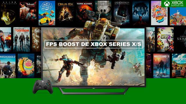 FPS Boost de Xbox Series X/S: Todos los juegos compatibles, cómo funciona y cómo activarlo
