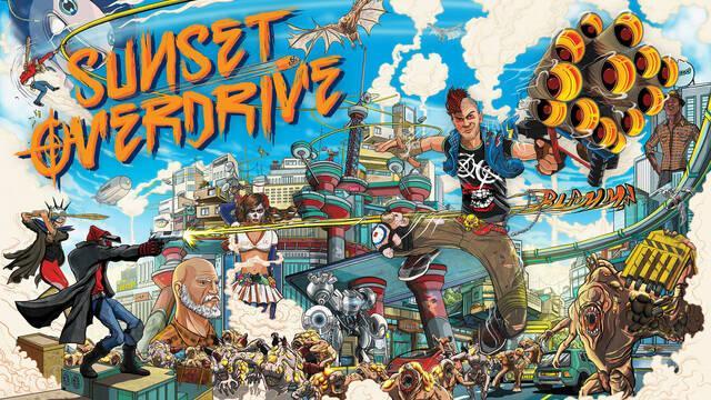 Sony registra Sunset Overdrive, el juego de Insomniac Games