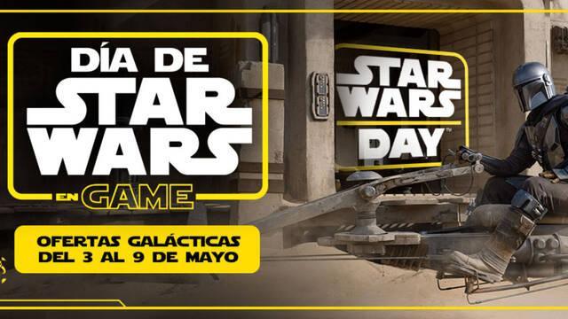 Ofertas por el Día de Star Wars en GAME.