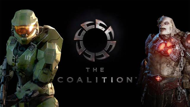 The Coalition trabaja en Halo Infinite, Gears 6 y una nueva IP.