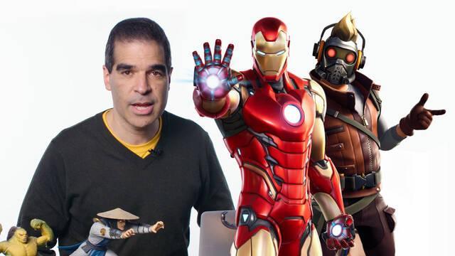 Ed Boon da pistas sobre un posible juego de lucha de Marvel.