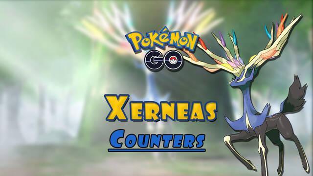 Pokémon GO: ¿Cómo vencer a Xerneas en incursiones? Mejores counters
