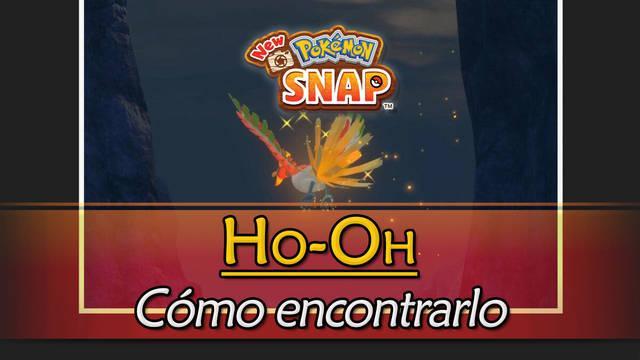 Ho-Oh en New Pokémon Snap: Cómo encontrarlo y fotografiarlo