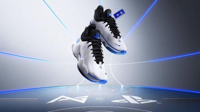 Las zapatillas deportivas PG 5 de Nike y Sony se muestran en un nuevo vídeo promocional