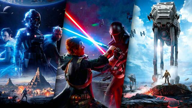Star Wars: Estos son los diez juegos más vendidos de la saga en Estados Unidos