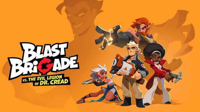 Anunciado Blast Brigade, nuevo plataformas 2D de acción y aventuras para consolas y PC