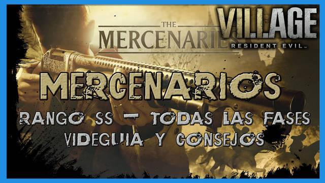 Resident Evil 8 Village: Mercenarios - Cómo conseguir Rango SS