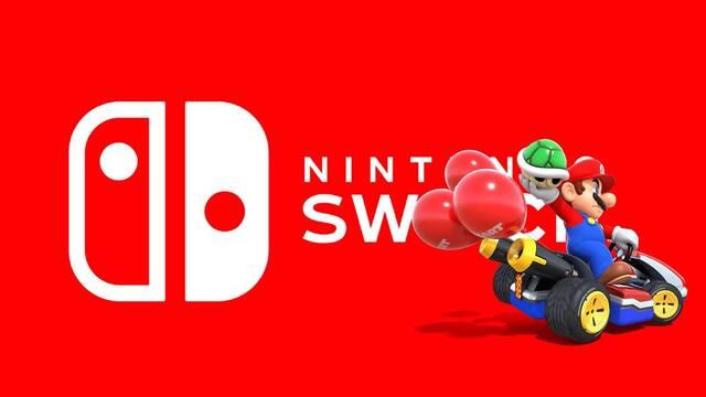 Mario Kart 8 Deluxe y sus ventas en Switch