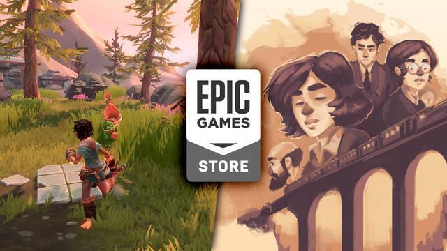 Nuevos juegos gratis en Epic Games Store: Pine y The Lion's Song.
