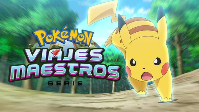 La serie Pokémon: Viajes Maestros estrenará su nueva temporada en 2021.