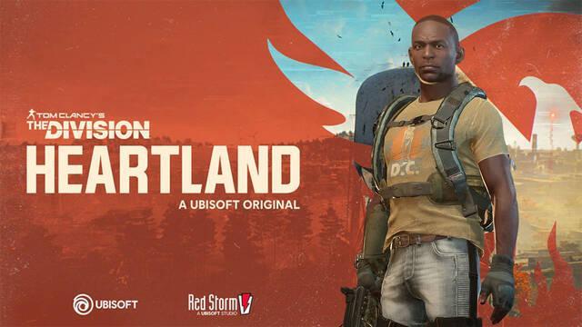 Tom Clancy's The Division Heartland, un 'free-to-play que llegará a PC y consolas en 2021-22.