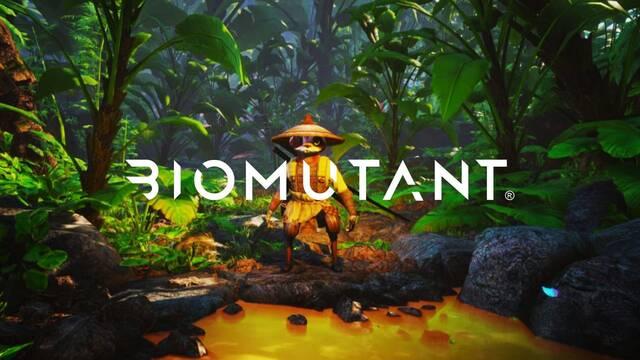 Biomutant y su jugabilidad